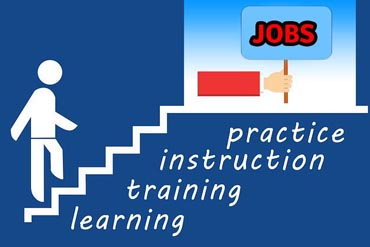 Job oriented courses for +2 holders