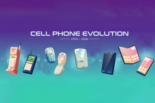 Evolution of Smart Phones
