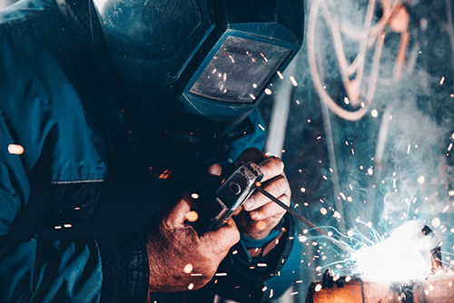 Types of welding and welding jobs in various industries