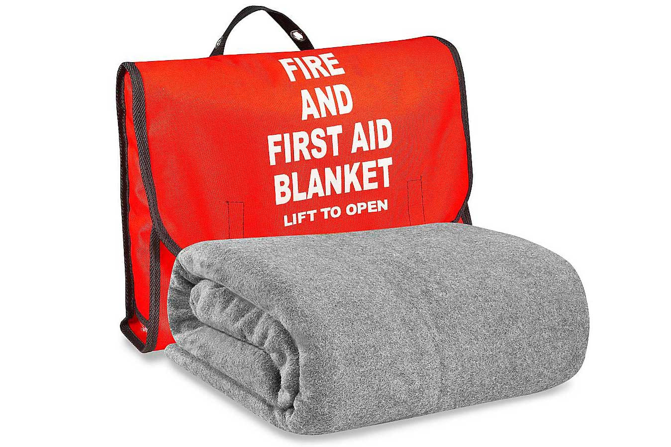 The Importance of Fire Blankets in Residences and Workplaces