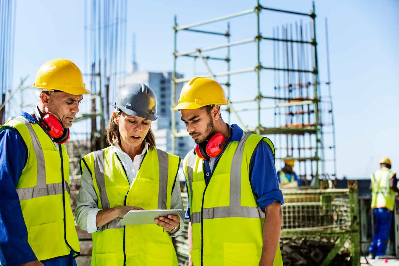 The Role of High-Visibility Clothing in the Workplace