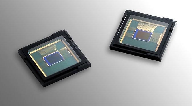 back illuminated sensor