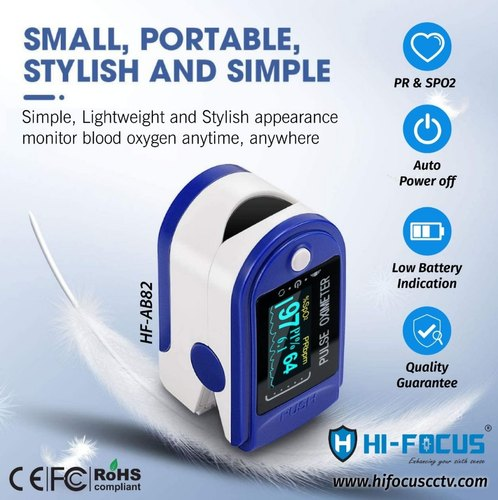 What is a pulse oximeter and what does it measure?