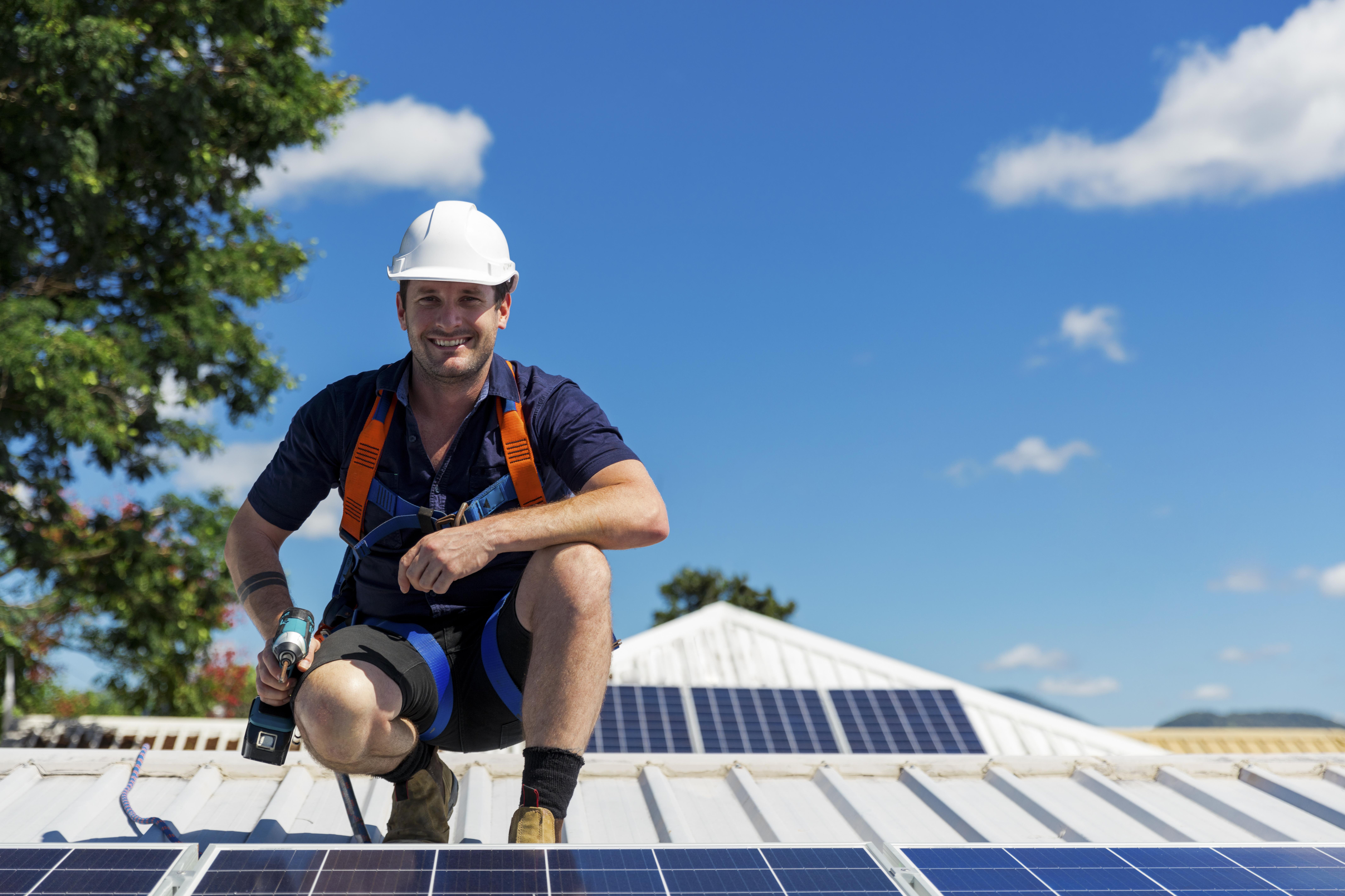 solar power installation training course